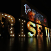 Atlanta Falcons Rise Up Letter Mapping