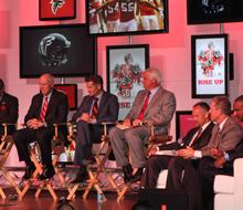 Falcons: 2012 Preseason Events